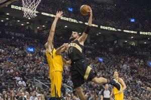 NBA lygoje – puikūs lietuvių pasirodymai