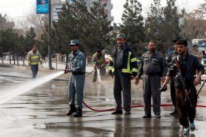 Išpuolis Kabule: žuvo mažiausiai devyni žmonės