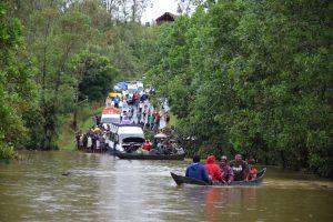 Madagaskare per didžiulę audrą žuvo 20 žmonių