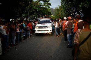 Venesueloje per kalinių bandymą pabėgti kilo gaisras, žuvo 68 žmonės