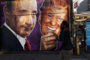 D. Trumpo ir V. Putino susitikimui ruošiamasi, jis gali įvykti iki G-20 derybų