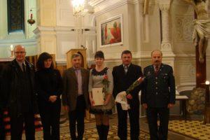 Pagerbti aktyviausi Kauno apskrities policijos rėmėjai