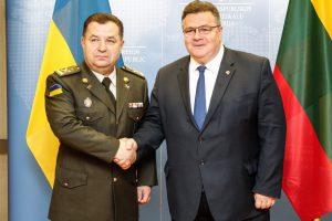 L. Linkevičius: Lietuva toliau rems Ukrainos reformas