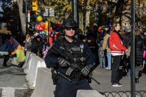 Niujorke per Padėkos dienos paradą bus imtasi antiteroristinių priemonių