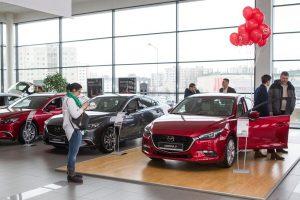 """Atsinaujinęs """"Mazda 3"""" modelis – jau Lietuvoje"""