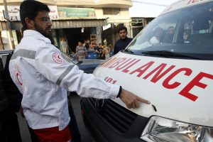 Išsiliejusi nafta užliejo Izraelio gamtos draustinį, trys žmonės sužeisti