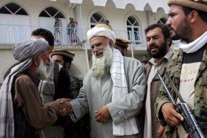 """""""Al Qaeda"""" į Afganistaną atvedęs asmuo – kandidatas į prezidentus"""