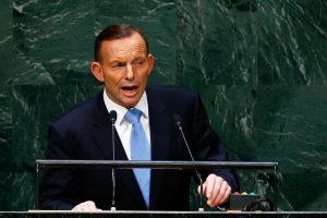 Australijos premjeras žada priešintis bendrapartiečių mėginimui jį nuversti