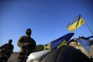 Lietuva parėmė EBPO vykdomą antikorupcijos projektą Ukrainoje