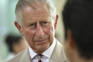 Britanijos princas Charlesas bijojo skyrybų