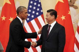 JAV ir Kinija paskelbė ambicingus tikslus dėl klimato kaitos
