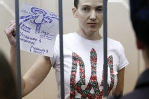N. Savčenko laiške ragino atimti veto teisę Rusijai Jungtinėse Tautose