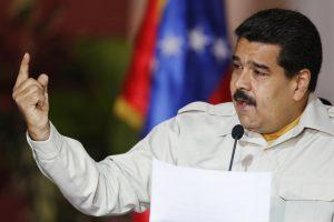 Karakaso meras suimtas dėl įtariamo sąmokslo nuversti Venesuelos vyriausybę
