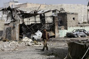 Jemene per oro smūgį raketų bazei žuvo 28 žmonės