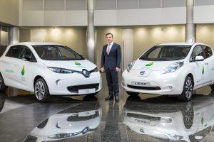 """Renault-Nissan"" aljansas pardavė 250 tūkstantąjį elektromobilį"