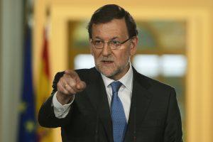 Ispanijos premjero užmojis: šalies ekonomika kitąmet įveiks recesiją