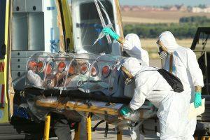 Užsikrėtimo Ebolos virusu atvejų gali būti daugiau kaip 20 tūkst.