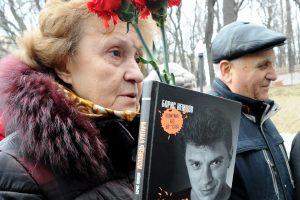 ES įtraukė nužudytą B. Nemcovą į kandidatų sąrašą Sacharovo premijai
