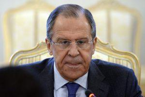 Rusija piktinasi dėl valstybinės naujienų agentūros sąskaitos Londone uždarymo