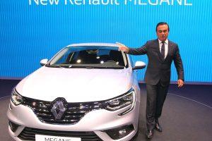 """Naujasis """"Renault Megane"""": dinamiškas stilius ir technologijų gausa"""