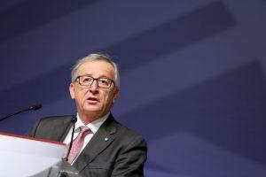 EK vadovas: sutartis dėl GIPL finansavimo – istorinė