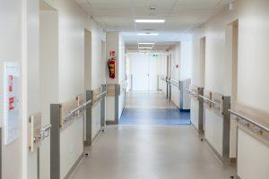 Ligoninėje mirė per gaisrą Tauragėje nukentėjusi moteris