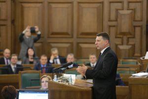 Politologas: R. Vėjuonis turėtų sustiprinti Baltijos šalių bendradarbiavimą