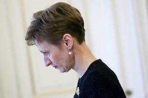 Seimas paskyrė naują valstybės kontrolierių