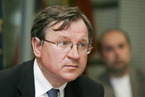 E. Vareikis atsiprašė už dviprasmiškų laiškų siuntinėjimą