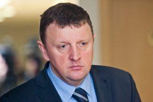 V. Gailius traukiasi iš Seimo Antikorupcijos komisijos vadovo pareigų