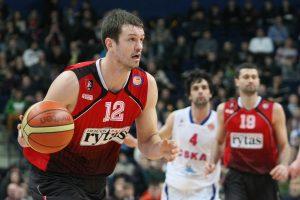 V. Dilys ir G. Sirutavičius kitą sezoną žais Prienų krepšinio klube