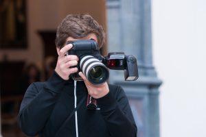 Fotografas jauniems menininkams: saugokitės kultūros