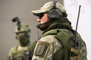 A. Matonis: Lietuvos specialiųjų pajėgų kariai – nepaprasto intelekto žmonės