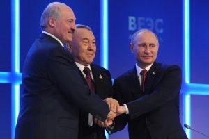 Eurazijos sąjunga: galimybė Lietuvai ar grėsmė?