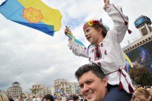 EP didele persvara pritarė beviziam ukrainiečių režimui