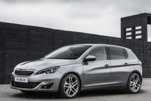 """""""Peugeot 308"""" po """"Euro NCAP"""" saugos testų suteiktas didžiausias žvaigždučių skaičius"""