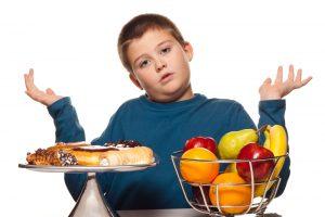 Situacija nestabdoma: normalaus svorio vaikų – vis mažiau
