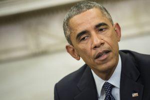 B. Obama pasveikino Izraelio vyriausybę suformavusį B. Netanyahu
