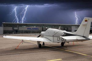 Dėl Palangos oro uosto – klaustukai