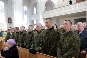 Klaipėdoje minima Lietuvos kariuomenės diena