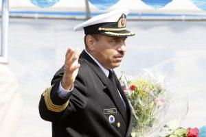 Pasikeitė Lietuvos karinių jūrų pajėgų vadas
