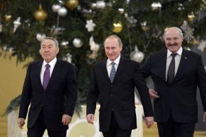 Analitikas Bobo Lo: V.Putino Eurazijos sąjunga yra atsakas Kinijai
