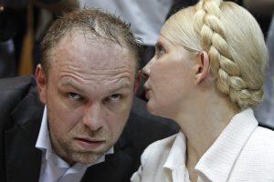 J.Tymošenko advokatas kaltinamas pagrobimu