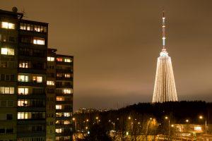 Aukščiausios eglės Vilnius vėl neturės