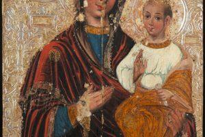 Vilniuje pristatomas Paberžės Dievo Motinos atvaizdas