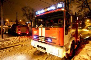 Per gaisrą Rietavo savivaldybėje žuvo žmogus