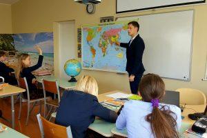 Mokytojais galės dirbti tik turintys magistro laipsnį?