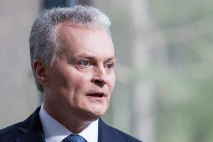 G. Nausėda apie biudžeto projektą: numota ranka į krizės ženklus