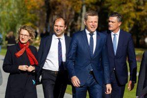 Vilniaus mero rinkimai kiršina liberalus