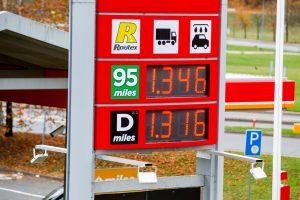Nuo rytdienos – degalų ženklinimo pokyčiai degalinėse